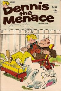 Cover Thumbnail for Dennis the Menace (Hallden; Fawcett, 1959 series) #121