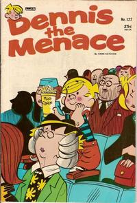 Cover Thumbnail for Dennis the Menace (Hallden; Fawcett, 1959 series) #127