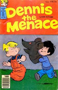 Cover Thumbnail for Dennis the Menace (Hallden; Fawcett, 1959 series) #156