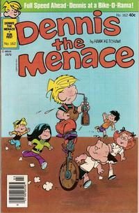 Cover for Dennis the Menace (Hallden; Fawcett, 1959 series) #162