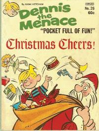 Cover Thumbnail for Dennis the Menace Pocket Full of Fun (Hallden; Fawcett, 1969 series) #26