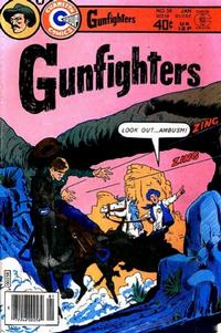 Cover Thumbnail for Gunfighters (Charlton, 1979 series) #58
