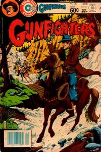 Cover Thumbnail for Gunfighters (Charlton, 1979 series) #76
