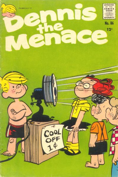 Cover for Dennis the Menace (1959 series) #86