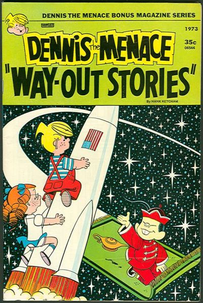Cover for Dennis the Menace Bonus Magazine Series (1970 series) #121