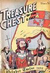 Cover for Treasure Chest of Fun and Fact (George A. Pflaum, 1946 series) #v3#3 [29]