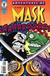 Cover for Adventures of the Mask (Dark Horse, 1996 series) #5