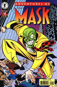 Cover Thumbnail for Adventures of the Mask (Dark Horse, 1996 series) #1