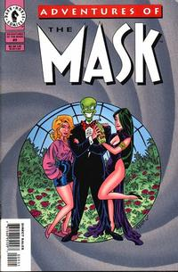 Cover Thumbnail for Adventures of the Mask (Dark Horse, 1996 series) #9