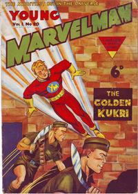 Cover Thumbnail for Young Marvelman (L. Miller & Son, 1954 series) #90