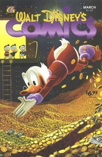 Cover Thumbnail for Walt Disney's Comics and Stories (Gladstone, 1993 series) #622