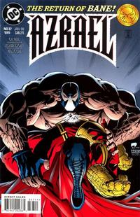 Cover Thumbnail for Azrael (DC, 1995 series) #37