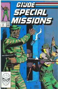 Cover Thumbnail for G.I. Joe Special Missions (Marvel, 1986 series) #17 [Direct Edition]