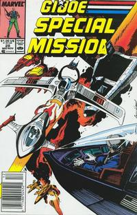Cover Thumbnail for G.I. Joe Special Missions (Marvel, 1986 series) #28