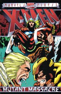 Cover Thumbnail for X-Men Mutant Massacre (Marvel, 1996 series) #[nn]
