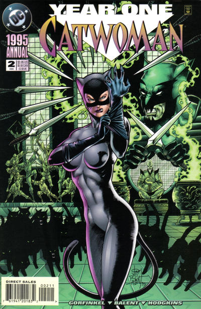 Cover for Catwoman Annual (DC, 1994 series) #2