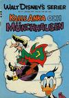 Cover for Walt Disney's serier (Hemmets Journal, 1962 series) #17/1965 - Kalle Anka och Münchhausen