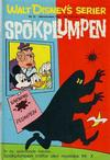 Cover for Walt Disney's serier (Hemmets Journal, 1962 series) #21/1966 - Spökplumpen