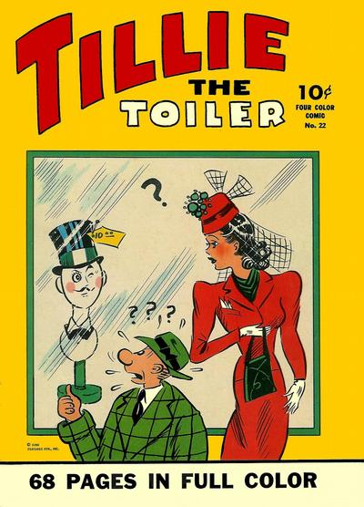 Cover for Four Color (Dell, 1942 series) #22