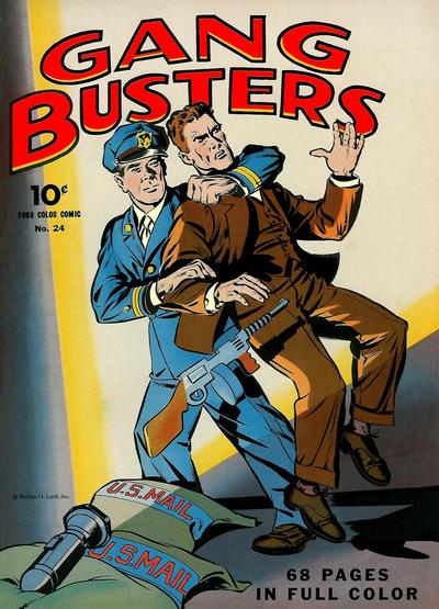 Cover for Four Color (Dell, 1942 series) #24