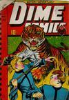 Cover for Dime Comics (Bell Features, 1942 series) #33