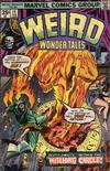 Cover for Weird Wonder Tales (Marvel, 1973 series) #14