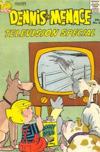 Cover Thumbnail for Dennis the Menace Television Special (Hallden; Fawcett, 1961 series) #1