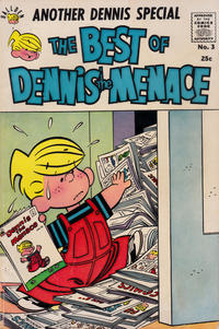 Cover Thumbnail for The Best of Dennis the Menace (Hallden; Fawcett, 1959 series) #3