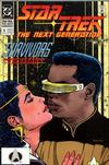 Cover for Star Trek: The Next Generation (DC, 1989 series) #5
