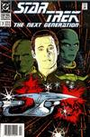 Cover for Star Trek: The Next Generation (DC, 1989 series) #7 [Newsstand Variant]
