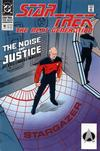 Cover for Star Trek: The Next Generation (DC, 1989 series) #10