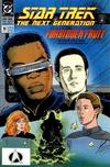 Cover for Star Trek: The Next Generation (DC, 1989 series) #18