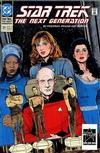 Cover for Star Trek: The Next Generation (DC, 1989 series) #21
