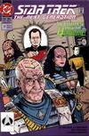 Cover for Star Trek: The Next Generation (DC, 1989 series) #33