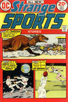 Cover for Strange Sports Stories (DC, 1973 series) #2