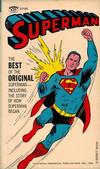 Cover for Superman (New American Library, 1966 series) #D2966