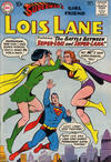 Cover for Superman's Girl Friend, Lois Lane (DC, 1958 series) #21