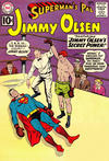 Cover for Superman's Pal, Jimmy Olsen (DC, 1954 series) #55