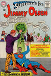 Cover for Superman's Pal, Jimmy Olsen (DC, 1954 series) #87