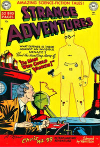 Cover Thumbnail for Strange Adventures (DC, 1950 series) #5