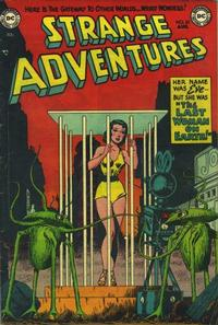 Cover Thumbnail for Strange Adventures (DC, 1950 series) #23
