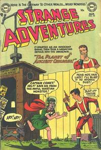 Cover Thumbnail for Strange Adventures (DC, 1950 series) #42