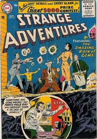 Cover Thumbnail for Strange Adventures (DC, 1950 series) #73