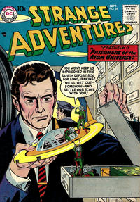Cover Thumbnail for Strange Adventures (DC, 1950 series) #84