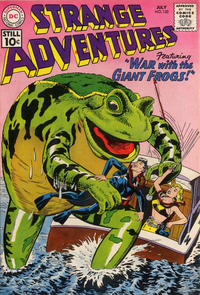 Cover Thumbnail for Strange Adventures (DC, 1950 series) #130