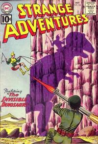Cover for Strange Adventures (DC, 1950 series) #133