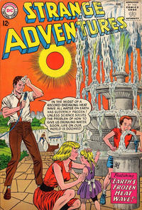 Cover Thumbnail for Strange Adventures (DC, 1950 series) #161
