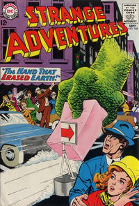 Cover Thumbnail for Strange Adventures (DC, 1950 series) #168