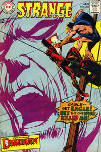 Cover Thumbnail for Strange Adventures (DC, 1950 series) #208