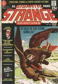 Cover Thumbnail for Strange Adventures (DC, 1950 series) #231